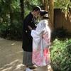 結婚式その1 ~お支度から夫婦になる瞬間の巻~