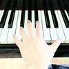 左手の中指に違和感があるのと、即興演奏「さすらいの旅人」シェア