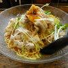 今日のお食事 スタ丼屋の麻辣麺