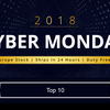 GeekBuying『Cyber Monday』セール開催! 11月26日のクーポン 「OnePlus 6 6GB 64GB - Mirror Black」が注目!