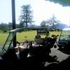 梅雨入りのゴルフコンペ