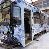 【雪ミク2012】雪ミク電車内覧会で今年のデザイン公開!車内アナウンスは・・・?