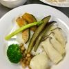 帝国ホテルの野菜カレー風
