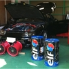 RACING FUELS (レーシング ガソリン) テスト