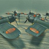 台南の護り 零式戦闘機32型