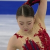 紀平梨花 完璧演技で2位スタート!世界選手権2021