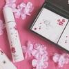ブライトニングマイクロニードルと薬用美白美容液のWケア!「美白マイクロニードルセット桜美白(さくらびはく)」