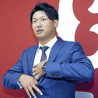 吉川尚輝 背番号7