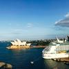Australia 着陸!まずはSydney⭐️