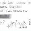 #0950 KEN TAKEDA KEN'S NIGHT Track08 Smoke Gets in Your Eyes