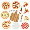 今週のお題「ピザ」 いつものずらしで ピザトースト さめたピザ、カクテル他