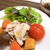 簡単!豚肉と夏野菜蒸し【#蒸し料理 #簡単 #野菜 #レシピ】