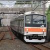 ありがとう、さようならJR武蔵野線205系