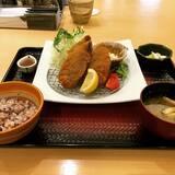 ★★★さっくり鯵フライ定食[大戸屋]