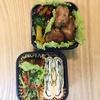 鶏もも肉のマーマレード煮弁当と昨日の晩ご飯