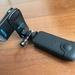 ウェアラブルカメラ用クリップマウント「TELESIN 360°回転式クリップ マウント」をInsta360 ONE Xで試してみた。