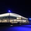 【金沢】金沢港クルーズターミナルでは金沢港をぐるっと囲むようにライトアップされてます