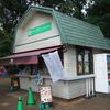 昭和レトロのある風景『都立神代植物公園 売店パークス ローズガーデン編』
