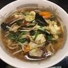 『万八ラーメン 下北店』「ニラレバ麺」シャキシャキの野菜♪♫ 青森県むつ市 ※他に恐山など