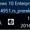 Windows 10 Build 14951リリース