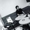 録るまで行って曲は完成する / 岡田梨沙ドラム録り(2018年8/30~9/3)