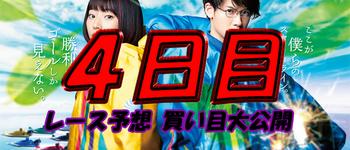 【4日目】第7回ヤングダービー【当たる競艇予想】得点率・順位を大公開!