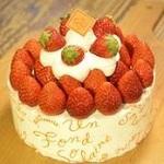 江戸川区のおすすめ誕生日ケーキ!地元に愛されるケーキ屋さん6選