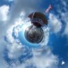アメリカ フロリダ州 蒸気船を360写真で後ろから見る! #360pic