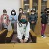 2年生:校長室での九九検定始まる