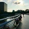 関東に帰りました。