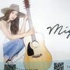 女性シンガーソングライターのMiyuu(みゆう)さん