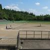 ノーシード能代松陽VS4強シード大館桂桜の練習試合観戦 2021合川球場