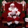 ♡7ヶ月♡サンタさんとクリスマスフォトを撮りました!