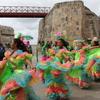 【コロンビア】最大の観光地・カルタヘナのタクシー観光ツアー、カーニバル前日の旧市街