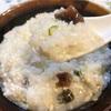 【レシピ】ピータンのお粥!炊飯器で簡単に出来ちゃうよ!