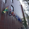 エクアドル大使館訪問
