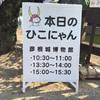 道の駅めぐりのついでにひこにゃんのいる彦根城もめぐってきました(=^・^=)