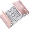 iPhone iPad Andriodで文字が入力しやすい iClever 折りたたみ式 Bluetooth キーボード IC-BK03