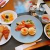 庭のホテル東京の宿泊記②レストラン流での朝食&館内紹介