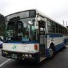 信州東北ローカル線乗り鉄の旅 1日目⑤ バスで「横軽」を行く