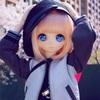 ユニちゃんの春(桜おかわり2)