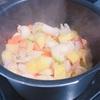 寒くなってきたから、ルーなしで作るクリームシチュー