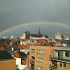 ベルギーの虹