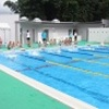 邑楽町水泳教室記録会 前日です