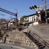 尾道市 : 昭和レトロな商店街と坂道と海のある風景、ときどきネコ。(その2)