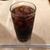 カフェドクリエ「アイスカフェ」~ストロー飲みと直飲みの違い~