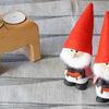 【北欧 クリスマス雑貨】トムテとダーラナホース