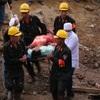 6709 là con số thống kê vụ tai nạn lao động năm 2014