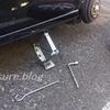 スタッドレスタイヤの保管にはプラスチック製のすのこが便利
