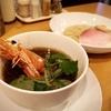 【野々市 つけ麺】「和出汁海老つけ麺+リゾット」TERRA WORKS capriccioso!